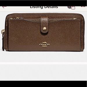 Coach multifunctional wallet